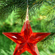 Christmas tree decoration — Foto de stock #1553153