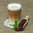 Latte Macchiato — Stock Photo