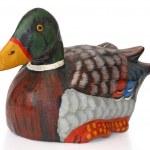 Decorative duck — Stock Photo
