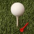 Golf ball — Stock Photo #1554857