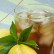 Постер, плакат: Lemon ice tea_19