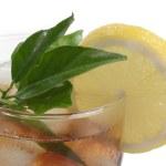 ������, ������: Lemon ice tea