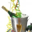 New Years Eve Party — Stock Photo