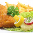 Cordon_Bleu — Stock Photo