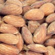 Royalty-Free Stock Photo: Salted almonds