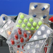 Online pharmacy — Stock Photo #1556454