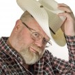 Cowboy hat — Stock Photo #1556715