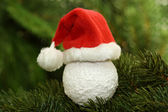 Santa claus cap — Stock Photo