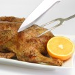 Roasted duck — Stock Photo #1560569