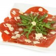 Beef carpaccio — Stock Photo #1562847