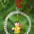 Chrismas angel — Stock Photo #1562877