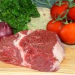 Stock Photo: Beef meat