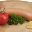 Sausage_1 — Stock Photo