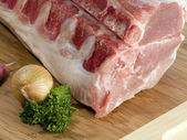 Pork meat — Stock Photo
