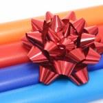 rollos de colores — Foto de Stock