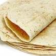 Tortilla bread - Stock Photo