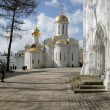 The Holy Trinity-St. Sergius Lavra — Stock Photo