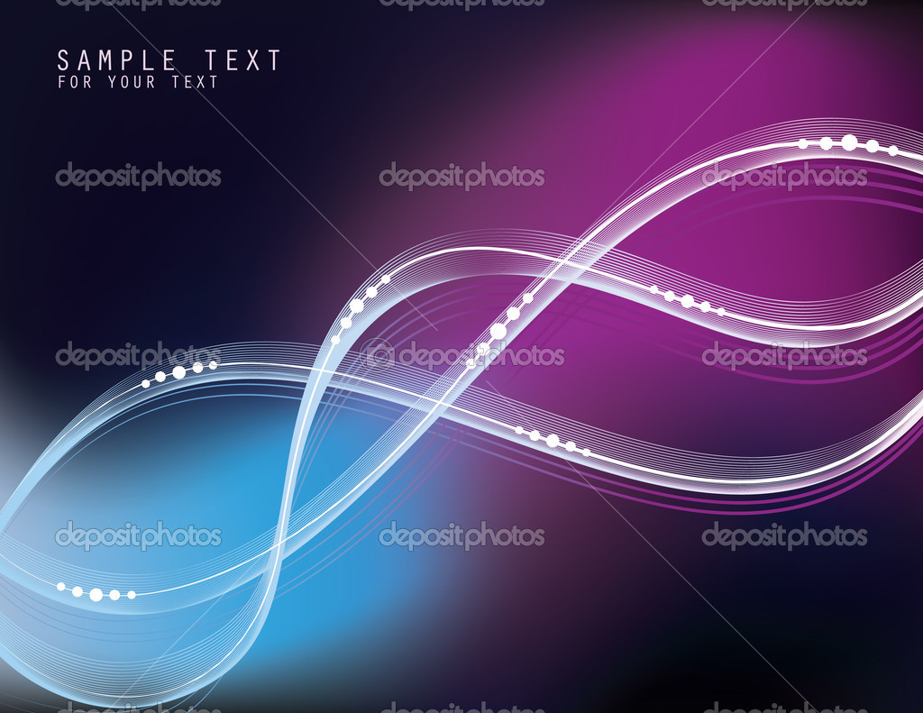 Abstract futuristic background  Stock Vector #1915971