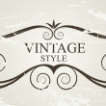 Vintage frame — Stock Vector #1958043