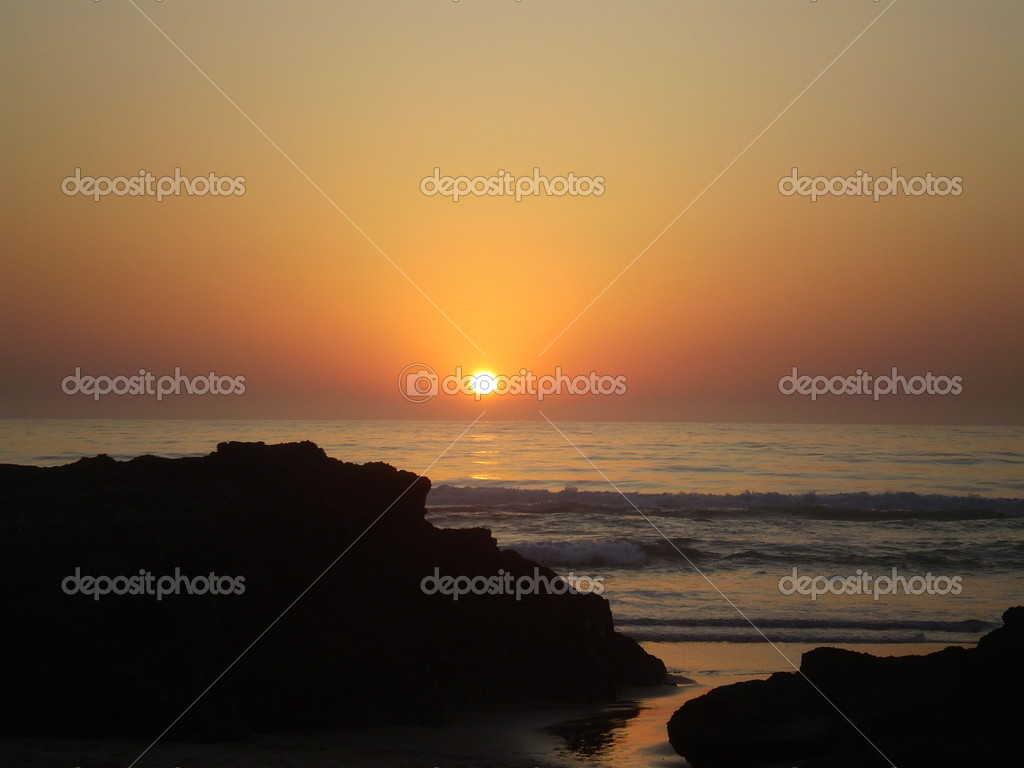Sun in Portugal — Stock Photo #1530477
