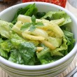 Fresh salad — Stock Photo #1536005
