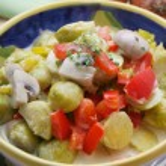 Fresh stew — Stock Photo #1556073