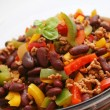 Chili con carne — Stock Photo #1568828