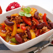 Chili con carne — Stock Photo #1568844