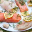 Fresh fish — Stock Photo #1568912