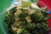 Fresh cabbage — Stock Photo