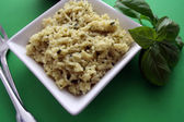 Fresh risotto — Stock Photo