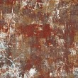Grungy texture with rust — Stock Photo