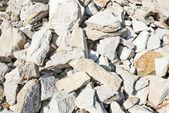 Bunch of stones — Stock Photo