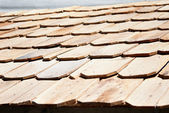 Wooden tile — Stock Photo