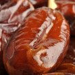 Some organic and sweet date — Stock Photo