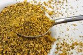Some organic lemon pepper — Stock Photo