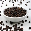 Stock Photo: Whole organic black pepper