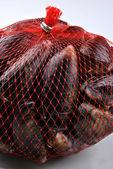 Fresh organic mussel — Stock Photo