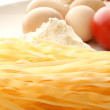 Homemade noodle — Stock Photo #1581791