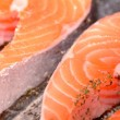 Stock Photo: Wild salmon