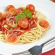 Home made spaghetti — Stock Photo #1976272