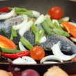 Organic sea bream from greece — Stock Photo #2563290