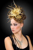 Coiffure 1.2 w.b. — Stock Photo