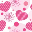 Valentine seamless pattern — Stock Vector #1903864
