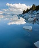 Lake Pukaki — Stock Photo