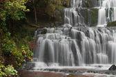 Purakannui falls — Stock Photo