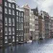 Amsterdam canals — Stock Photo #1563936