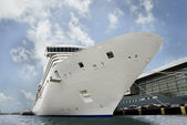 Cruiseship — Stock Photo