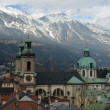 Royalty-Free Stock Photo: Innsbruck city