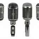 Microphone — Stock Photo #1586306